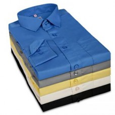 Deals, Discounts & Offers on Men Clothing - Flat 61% off on G-15 Men's Formal Full Sleeves Shirt - Pack Of 5