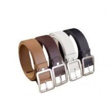 Deals, Discounts & Offers on Men - Leatherite Belt For Men - Pack Of 4