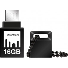 Deals, Discounts & Offers on Computers & Peripherals - Strontium 16GB Nitro On-the-go Usb 3.0 Flash Drive