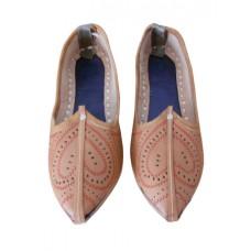 Deals, Discounts & Offers on Foot Wear - Men Shoes Traditional Ethnic Handmade Mojari Leather Flipflops Juti Khussa