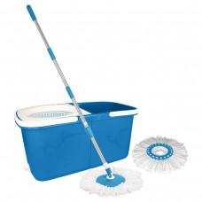 Deals, Discounts & Offers on Home Appliances - Primeway Magic Spin Mop and Twin Bucket