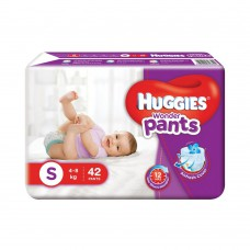 Deals, Discounts & Offers on Baby Care - Huggies Wonder Pants Small Size Diapers