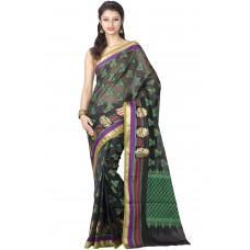 Deals, Discounts & Offers on Women Clothing - Chandrakala Womens's Banarasi Cotton Silk Saree