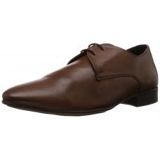 Deals, Discounts & Offers on Foot Wear - Alberto Torresi Men's Tan Formal Shoes