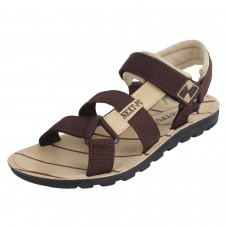 Deals, Discounts & Offers on Foot Wear - Bersache Men's Brown Sandal & Floaters