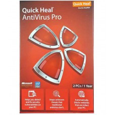 Deals, Discounts & Offers on Computers & Peripherals - Quick Heal Antivirus Pro Latest Version