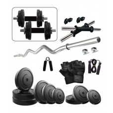Deals, Discounts & Offers on Sports - Total Gym 20kg Combo Home Gym Set