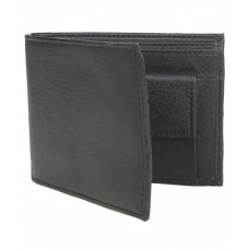 Deals, Discounts & Offers on Accessories - Trendy Black Formal Leather Wallet