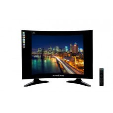 Deals, Discounts & Offers on Televisions - Krisons 19 Inches Curved Body HD Ready LED TV
