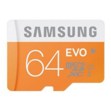 Deals, Discounts & Offers on Mobile Accessories - Samsung microSDXC 64GB Class 10 UHS-I Memory Card 48 MB/s with adapter