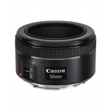 Deals, Discounts & Offers on Cameras - Flat 10% off on Canon EF 50mm F/1.8 STM