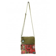 Deals, Discounts & Offers on Accessories - Anekaant Whimsical Canvas Sling Bag