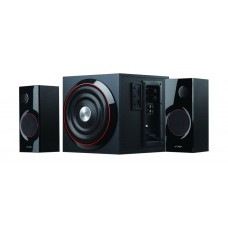 Deals, Discounts & Offers on Electronics - F&D 2.1 multimedia Speakers A333U