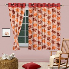 Deals, Discounts & Offers on Home Decor & Festive Needs - Cortina Supreme Door Curtain-45 Inch