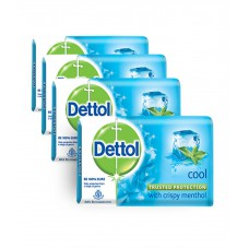 Deals, Discounts & Offers on Accessories - Dettol Cool Soap - 125 gm