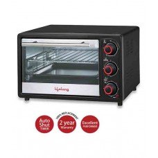 Deals, Discounts & Offers on Home Appliances - Lifelong 16 LTR Oven Toast Griller