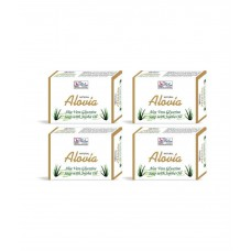 Deals, Discounts & Offers on Accessories - Besure Aloe Vera Soap - Pack Of 4