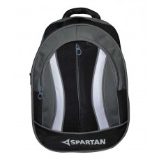 Deals, Discounts & Offers on Accessories - Spartan Gray Polyester School Bag