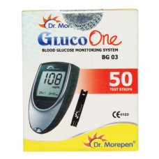 Deals, Discounts & Offers on Accessories - Dr. Morepen BG 03 -50 Strips