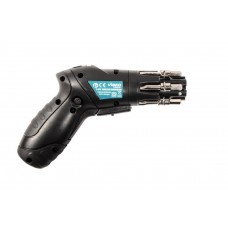 Deals, Discounts & Offers on Electronics - Visko VI3.6-CDSD 3.6V Cordless Collated Screwdriver Gun Set