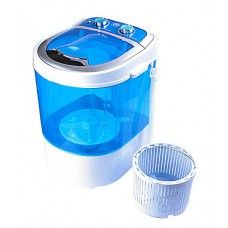 Deals, Discounts & Offers on Accessories - DMR 30-1208 Portable Mini Washing Machine with Dryer Basket
