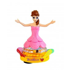 Deals, Discounts & Offers on Baby & Kids - Sunshine Dancing Princess Robot with Music and 3D Lights