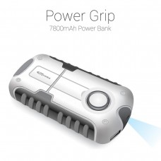 Deals, Discounts & Offers on Electronics - Portronics Power Grip 7800mAh Power Bank
