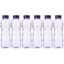 Deals, Discounts & Offers on Accessories - Princeware Victoria PET Fridge Bottle 975 ml - Set of 6