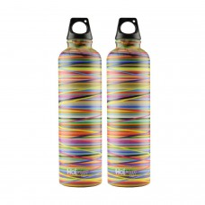Deals, Discounts & Offers on Accessories - Hot Muggs Colors Medium Stainless Steel Bottle