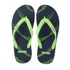 Deals, Discounts & Offers on Foot Wear - Lotto Men's Slipper LS-8 Navy/Lime GV1282 UK/IN
