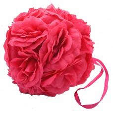 Deals, Discounts & Offers on Women - Fourwalls Artificial Fabric Kissing Pomander Flowers Ball