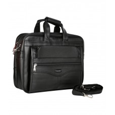 Deals, Discounts & Offers on Accessories - Easies Black Light Weight Executive Office Bag