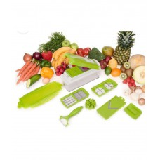 Deals, Discounts & Offers on Home Appliances - Easy Mop genius Vegetable & Fruit Multi Slicer Chopper