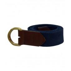 Deals, Discounts & Offers on Accessories - Honeybadger Blue Belt for Men