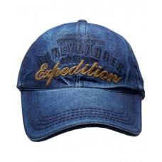 Deals, Discounts & Offers on Men - Honeybadger Navy Cotton Baseball Cap
