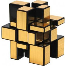Deals, Discounts & Offers on Gaming - Shengshou 3x3 Gold Mirror Cube