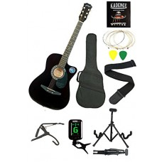 Deals, Discounts & Offers on Entertainment - Jixing JXNG 6 Strings Acoustic Guitars