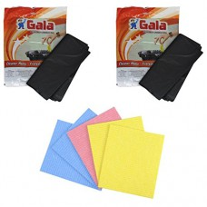 Deals, Discounts & Offers on Accessories - Gala 2-Piece Perfumed Garbage Bag with Sponge Wipe