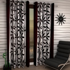 Deals, Discounts & Offers on Home Decor & Festive Needs - Home Sizzler Set of 2 Window Curtains