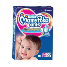Deals, Discounts & Offers on Baby Care - Mamy Poko Medium Size Baby Diapers