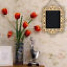 Deals, Discounts & Offers on Home Decor & Festive Needs - Small Hanging Chalkboard Black Wall Chalkboard Home wedding Mini Blackboard