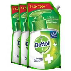 Deals, Discounts & Offers on Accessories - Dettol original handwash pouch 800ml