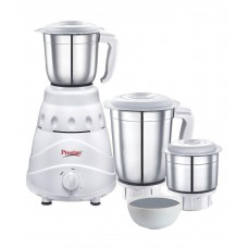 Deals, Discounts & Offers on Home Appliances - Prestige Flair - 3 Jar 550 W Mixer Grinder