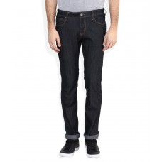 Deals, Discounts & Offers on Men Clothing - Wrangler Black Skanders Slim Fit Jeans