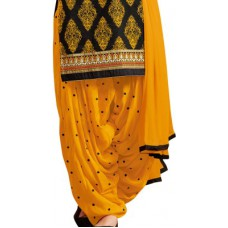 Deals, Discounts & Offers on Women Clothing - Kvsfab Cotton Embroidered Salwar Suit Dupatta Material