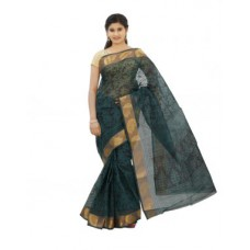 Deals, Discounts & Offers on Women Clothing - Flat 69% off on Khaja Cotton Saree