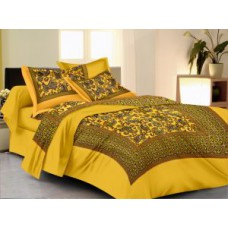 Deals, Discounts & Offers on Home Decor & Festive Needs - Lali Prints Little Designer 1 Single Bed Sheet