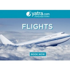Yatra - Flights Offers and Deals Online - Flat Rs.750 Off For All Customers On Domestic Flights