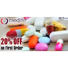 Medlife Offers and Deals Online - Flat 20% off on all user