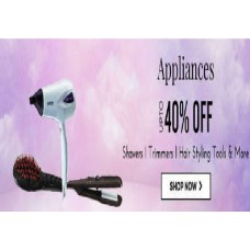 Nykaa Offers and Deals Online - Upto 40% offer on Personal Care Appliances